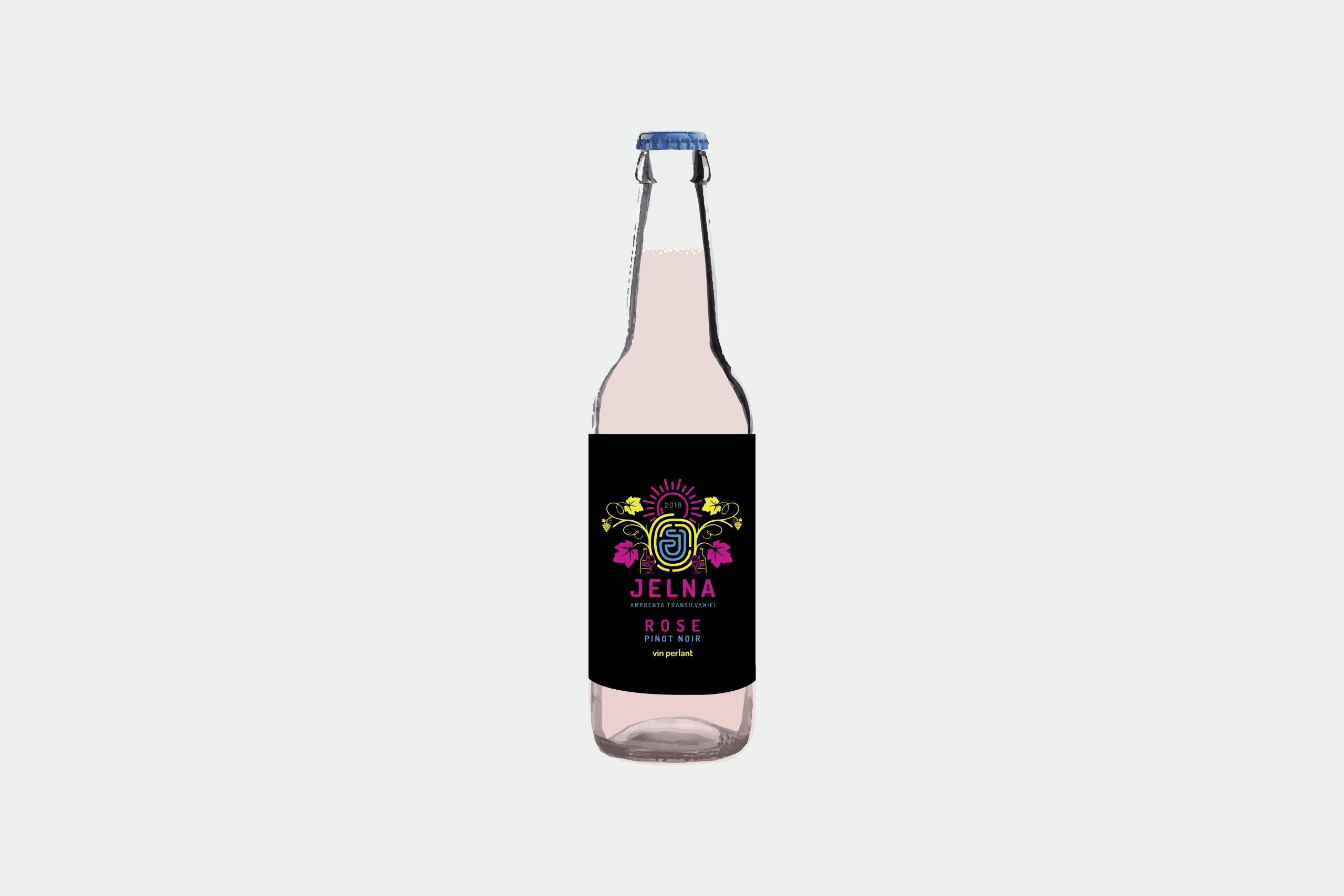 Perlant Rose Pinot Noir
